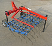 2m Grass Harrow