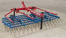 3m Grass Harrow
