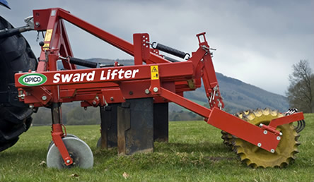shearbolt Sward Lifter