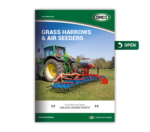 OPICO Grass Harrow Brochure