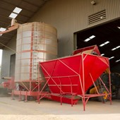 Diesel Grain Dryer - OPICO